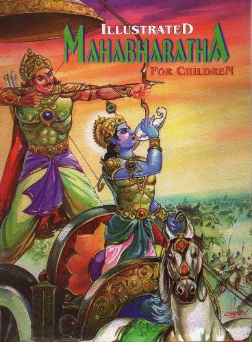 Illustrated Mahabharata for Children: Indian Epic