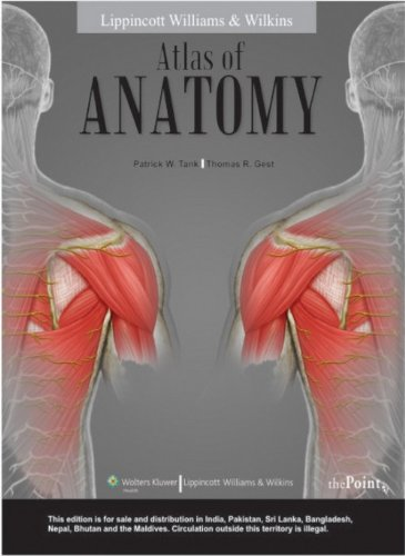 Atlas Of Anatomy, 1/Edition R.P.: TANK