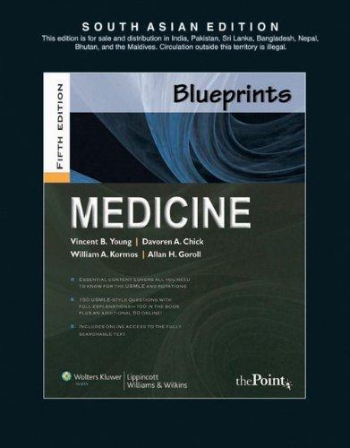 Medicine (Blueprints), (Fifth Edition), (South Asian Edition): Allan H. Goroll,Davoren