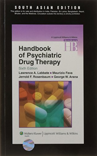 Handbook of Psychiatric Drug Therapy: Labbate