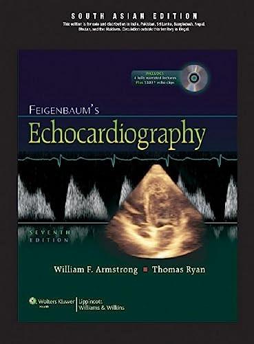 9788184733693: Feigenbaum's Echocardiography (Hardcover)