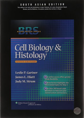 9788184734348: BRS Cell Biology and Histology