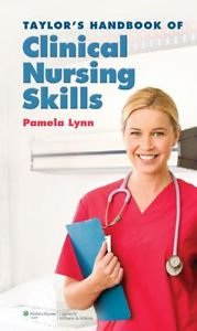 9788184734386: Taylor's Handbook of Clinical Nursing Skills