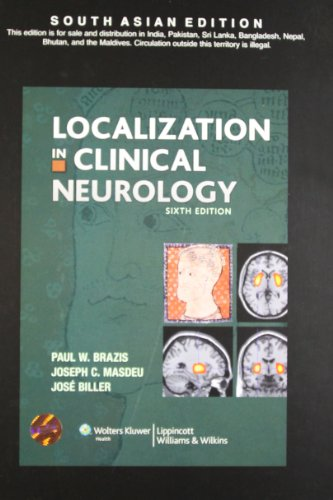 9788184735451: FAST SHIP - BRAZIS 6e Localization in Clinical Neurology K24