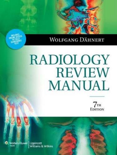 9788184735468: Radiology Review Manual