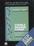 Sterile Dosage Forms Their Preparation And Clinical: Turco