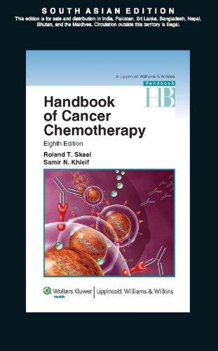 9788184735659: Handbook of Cancer Chemotherapy