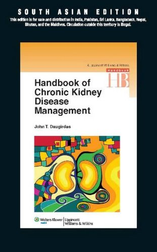 9788184735970: Handbook of Chronic Kidney Disease Management