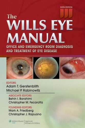 9781451109382 the wills eye manual office and emergency room rh abebooks com wills eye manual 6th edition pdf wills eye manual 7th edition