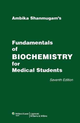 9788184736960: Fundamentals of Biochemistry for Medical Students