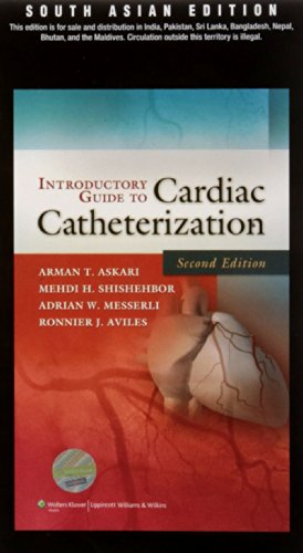 9788184737035: Introductory Guide to Cardiac Catheterization