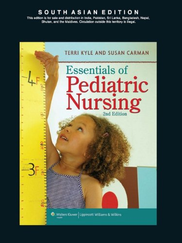 9788184737080: Essentials Of Pediatric Nursing With Point Access Codes (Pb)