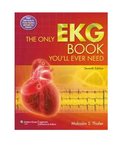 9788184737110: The Only EKG Book Youll Ever Need with Point Access Codes