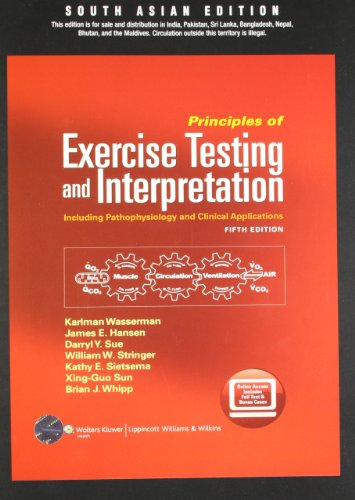 9788184737127: Principles of Exercise Testing and Interpretation