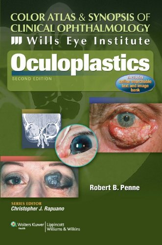 Oculoplastics (Color Atlas and Synopsis of Clinical Ophthalmology Wills Eye Institute), (Second ...