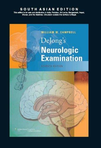9788184738254: Dejong's the Neurologic Examination 7/e