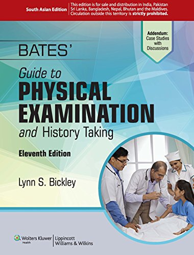 9788184738292: Bates' Guide to Physical Examination and History Taking