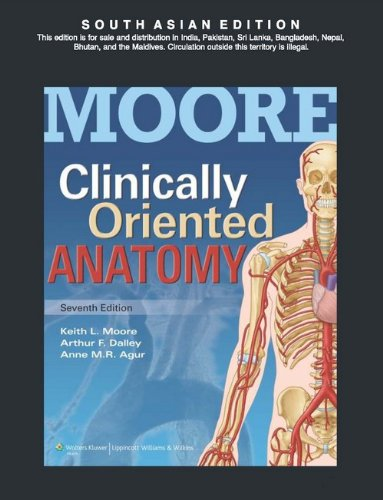 9788184739121: CLINICALLY ORIENTED ANATOMY (WITH POINT ACCESS CODES ...