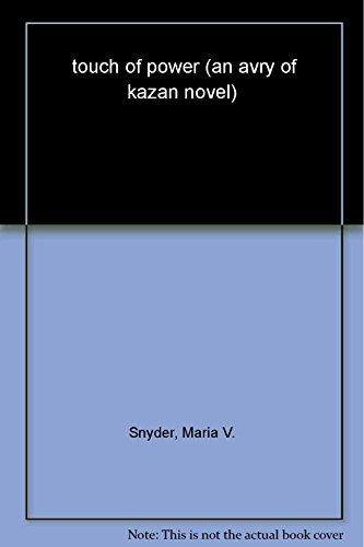9788184748499: Touch Of Power: An Avry Of Kazan (book 1)