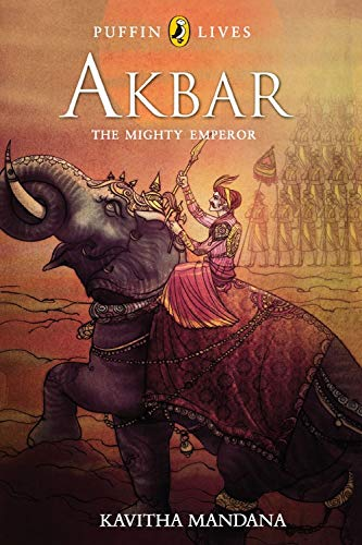 9788184752601: Akbar: The Mighty Emperor