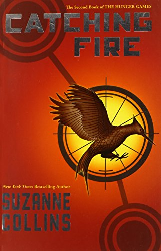 Catching Fire : The Hunger Games (Second Book)