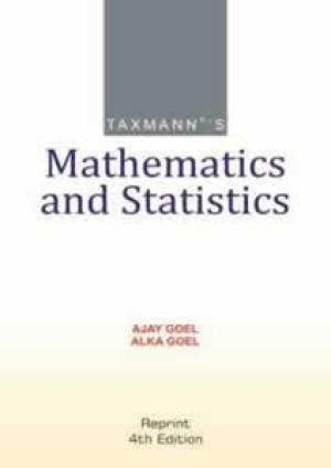 9788184782271: Mathematics and Statistics