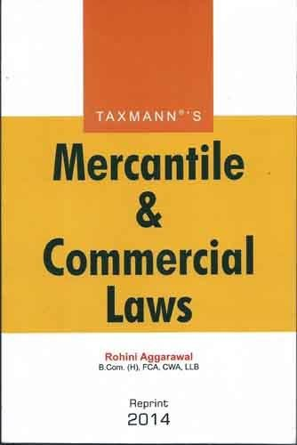 Mercantile and Commercial Laws: Rohini Aggarawal