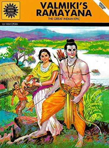 Valmiki's Ramayana: The Great Indian Epic (Amar: Valmiki`s Ramayana