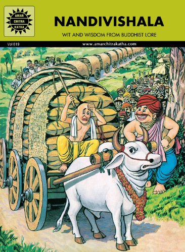 Nandi Vishala: Wit and Wisdom from Buddhist Lore (Vol. 619): Amar Chitra Katha