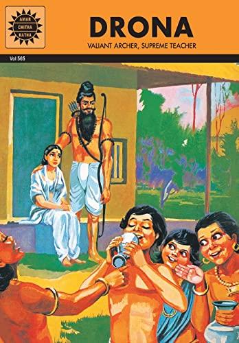 Drona (Vol. 565): Amar Chitra Katha