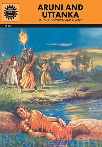 Aruni And Uttanka (652): Chandrakant, Kamala