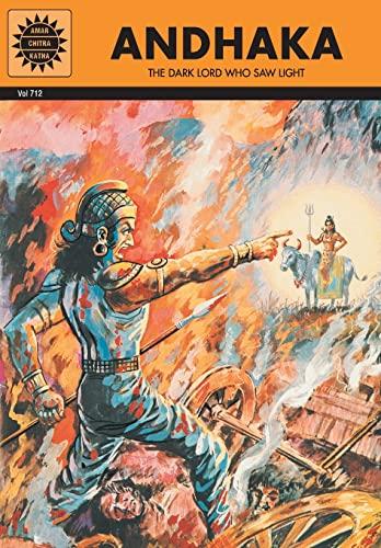 Andhaka (Vol. 712): Amar Chitra Katha