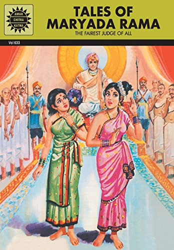 Tales of Maryada Rama: The Fairest Judge: Anant Pai