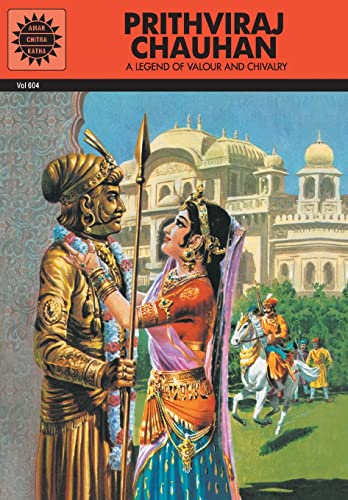 9788184821413: Prithviraj Chauhan (604)