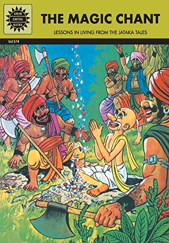 The Magic Chants: Lessons in Living from: Amar Chitra Katha