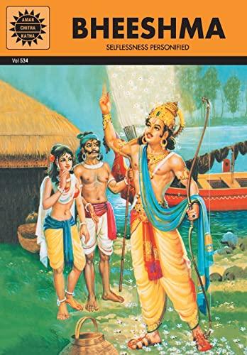 Bheeshma: Selflessness Personified (Vol. 534): Amar Chitra Katha