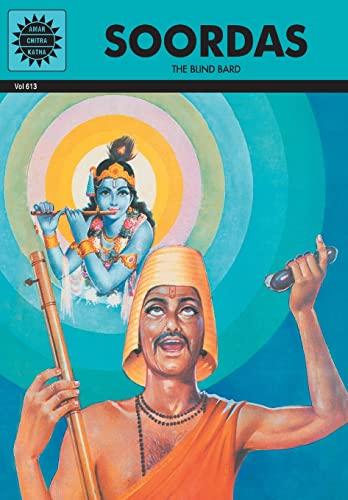 Soordas: The Blind Bard (Vol. 613): Amar Chitra Katha