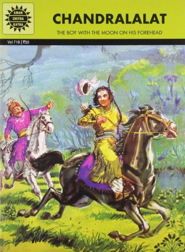 Chandralalat (Vol. 719): Amar Chitra Katha