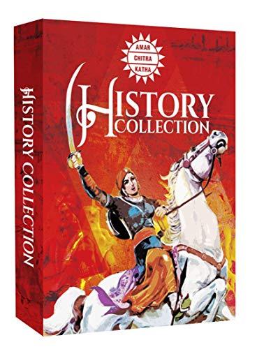 The History Collection: Rani of Jhansi: Amar Chitra Katha