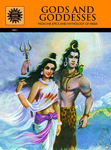 Gods and Goddesses- From the Epics and: Kamala Chandrakant; Meera