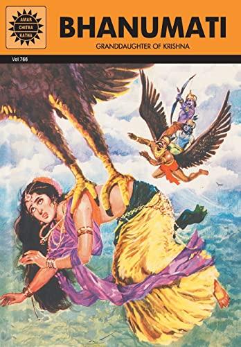 Bhanumati (Vol. 766): Amar Chitra Katha