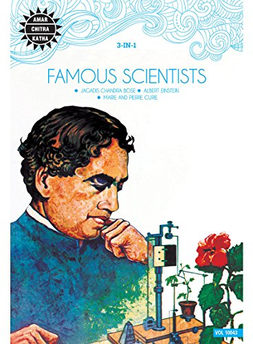 9788184824049: Famous Scientists 3 in 1