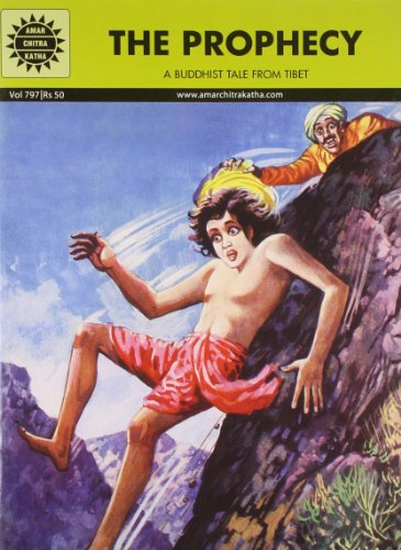 The Prophecy (Vol. 797): Amar Chitra Katha