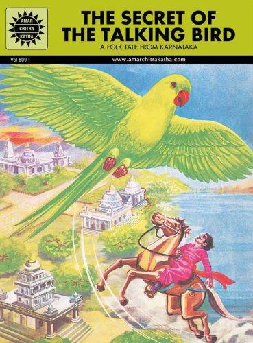 The Secret Of The Talking Bird: Amar Chitra Katha
