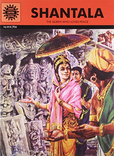 Shantala (Vol. 818): Amar Chitra Katha