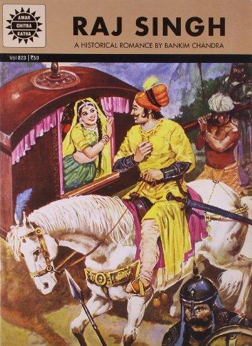 Raj Singh (Vol. 823): Amar Chitra Katha