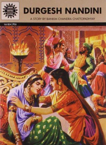 Durgesh Nandini (Vol. 824): Amar Chitra Katha