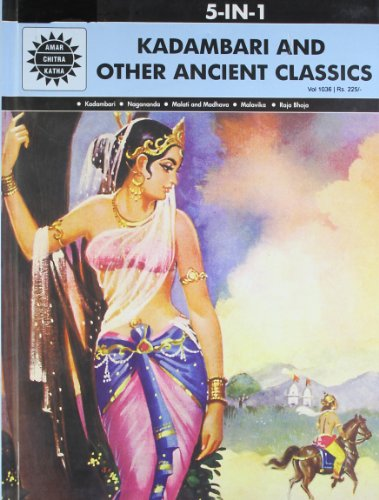 9788184827064: Kadambari And Other Ancient Classics: 5 In 1