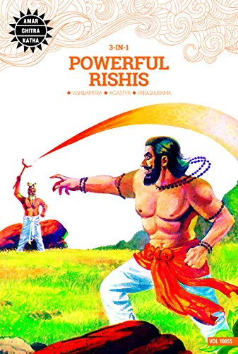 POWERFUL RISHIS 3 IN 1: AMAR CHITRA KATHA