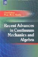 Recent Advances in Continuum Mechanics and Algebra: Edited by M.G.